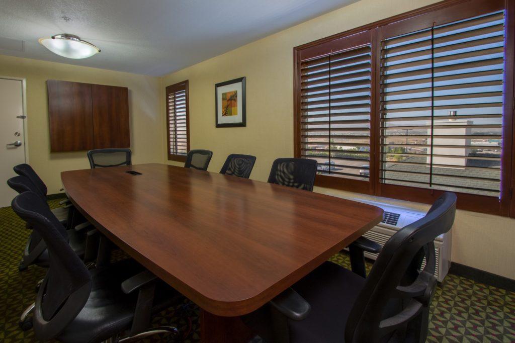 Conferenceroom Shuttershotel Elkonevada